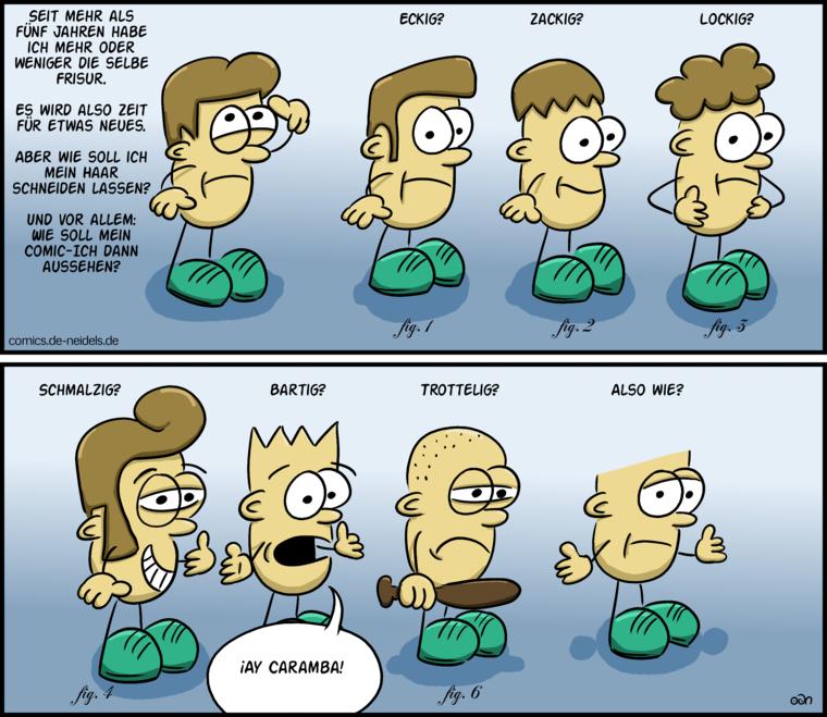 Frisuren Comic Rerekenetasya Web